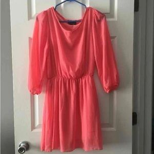 Body Central Dress